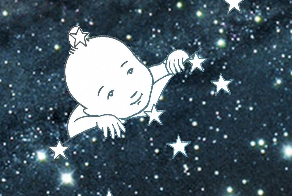 A big thank you to Iya Whitely, at Cosmic Baby Books
