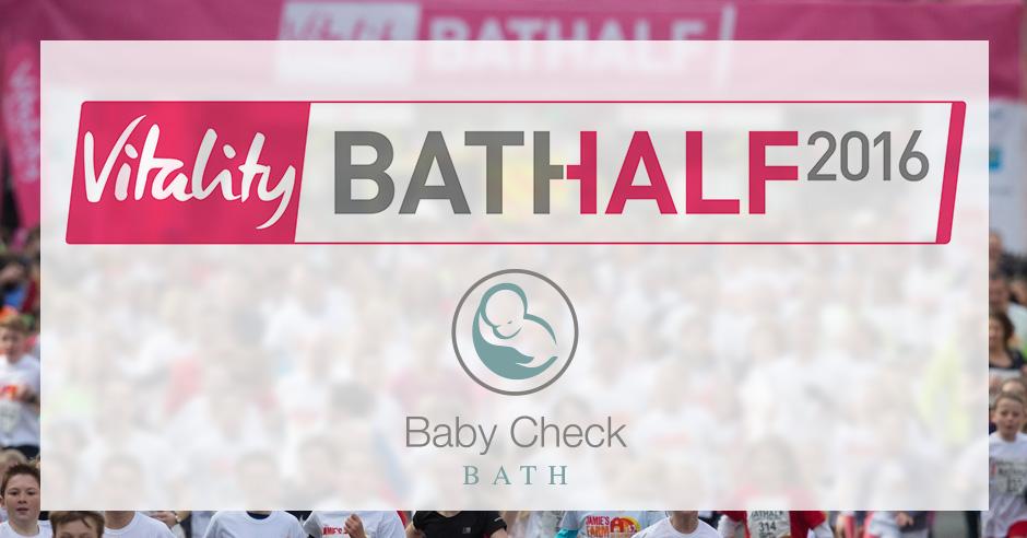 Vitality Bath Half 2016 – Competing for Baby Check Bath