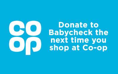 Great News – Baby Check Bath & COOP Local Community Fund