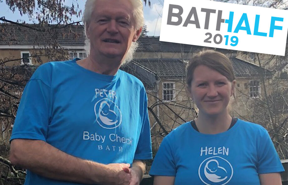 Stillpoint are running the BathHalf 2019