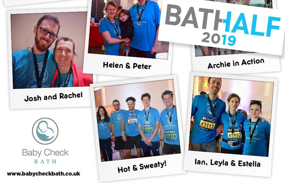 Over £5,000 Raised For Baby Check Bath