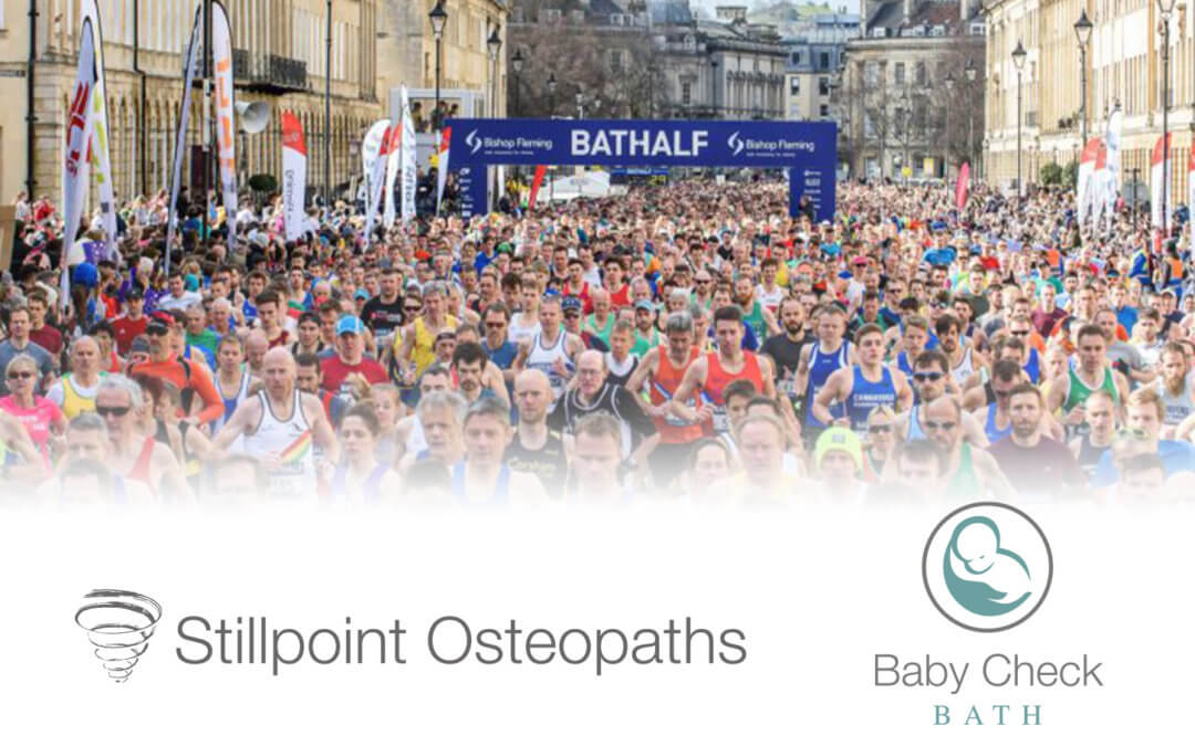 Bath Half Marathon on 15th March 2020 – Support Baby Check Today